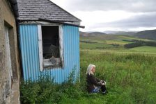 Scotland's Missing Wood Cabins