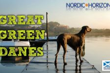 The Great Green Danes