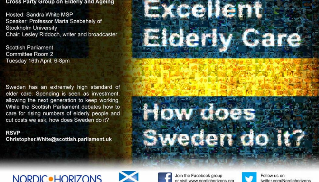 Excellent Elderly Care – How does Sweden do it?