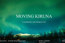 Moving Kiruna: A community reinventing its city