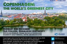 Copenhagen Greenest City – Meeting Notes