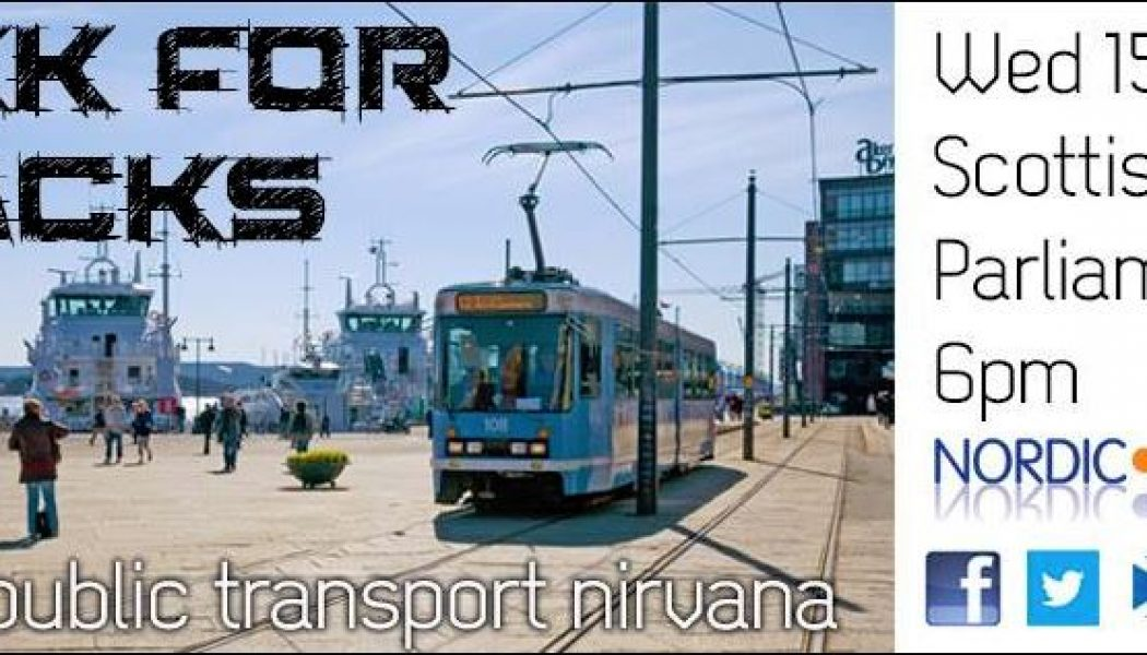 Takk for Trams