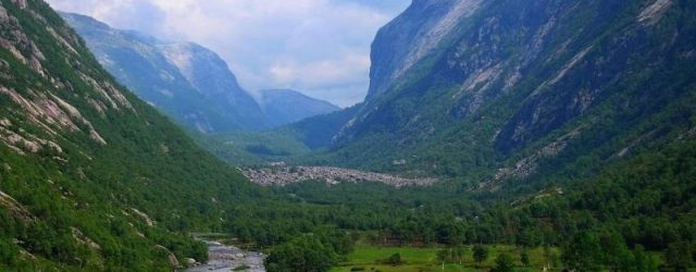 If trees grow along Norway's fjords why not in Highland glens?